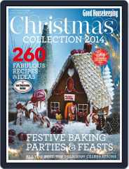 Good Housekeeping Christmas Collection Magazine (Digital) Subscription October 2nd, 2014 Issue