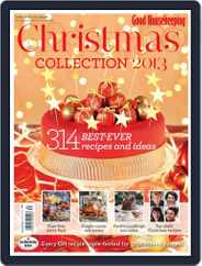 Good Housekeeping Christmas Collection Magazine (Digital) Subscription October 8th, 2013 Issue