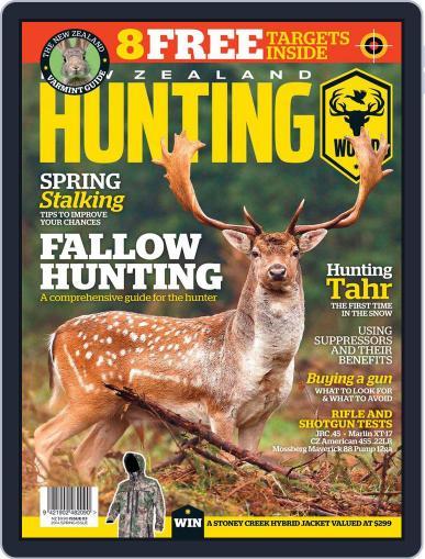 Nz Hunting World September 18th, 2014 Digital Back Issue Cover