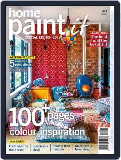 Home Paint It Magazine (Digital) February 6th, 2019 Issue Cover