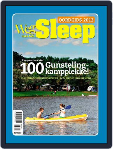 WegSleep Oordgids Magazine (Digital) June 25th, 2013 Issue Cover