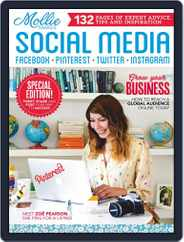 Mollie Makes Social Media Magazine (Digital) Subscription April 22nd, 2015 Issue