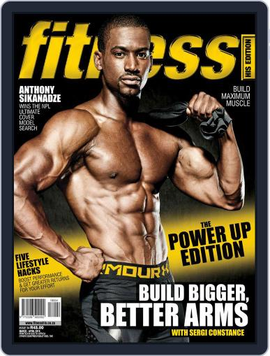 Fitness His Edition (Digital) March 1st, 2018 Issue Cover