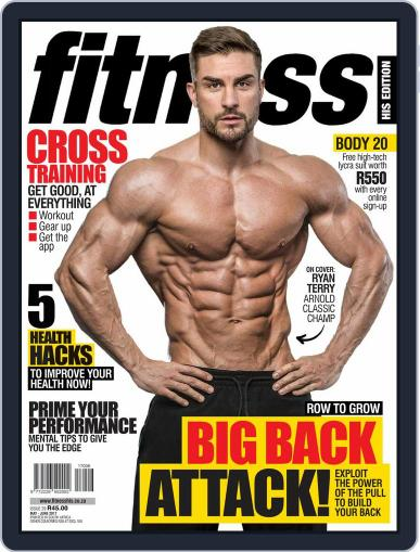 Fitness His Edition (Digital) May 1st, 2017 Issue Cover