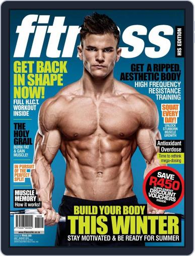 Fitness His Edition June 27th, 2016 Digital Back Issue Cover