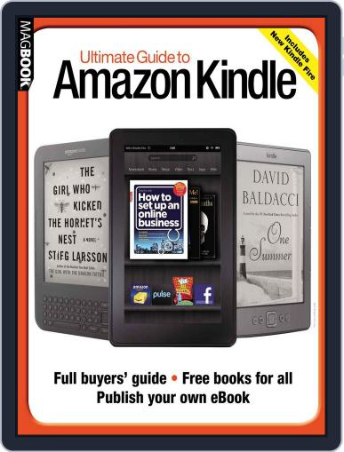 Ultimate Guide to Amazon Kindle United Kingdom Magazine (Digital) February 14th, 2012 Issue Cover