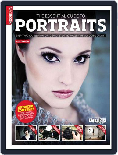 The Essential Guide to Portraits United Kingdom May 13th, 2013 Digital Back Issue Cover