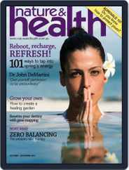 Nature & Health (Digital) Subscription October 1st, 2016 Issue