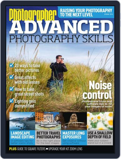 Amateur Photographer Advanced Photography Skills. February 27th, 2014 Digital Back Issue Cover