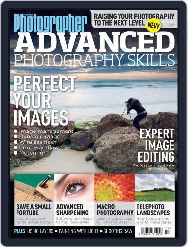 Amateur Photographer Advanced Photography Skills. July 13th, 2012 Digital Back Issue Cover