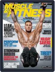 Muscle & Fitness Australia (Digital) Subscription January 1st, 2018 Issue
