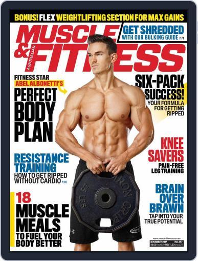 Muscle & Fitness Australia (Digital) November 1st, 2017 Issue Cover