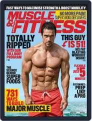 Muscle & Fitness Australia (Digital) Subscription August 1st, 2017 Issue