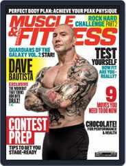 Muscle & Fitness Australia (Digital) Subscription June 1st, 2017 Issue