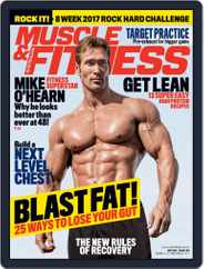 Muscle & Fitness Australia (Digital) Subscription May 1st, 2017 Issue