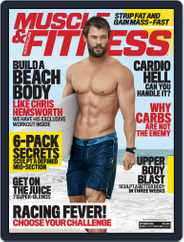 Muscle & Fitness Australia (Digital) Subscription October 1st, 2016 Issue