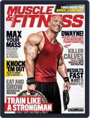 Muscle & Fitness Australia (Digital) Subscription September 1st, 2016 Issue