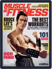 Muscle & Fitness Australia (Digital) Subscription August 1st, 2016 Issue