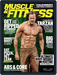 Muscle & Fitness Australia (Digital) Subscription July 1st, 2016 Issue