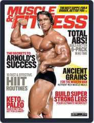 Muscle & Fitness Australia (Digital) Subscription June 1st, 2016 Issue