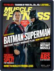 Muscle & Fitness Australia (Digital) Subscription April 1st, 2016 Issue