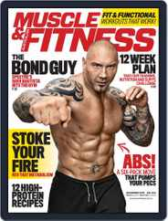 Muscle & Fitness Australia (Digital) Subscription December 1st, 2015 Issue