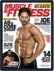 Muscle & Fitness Australia (Digital) Subscription October 1st, 2015 Issue