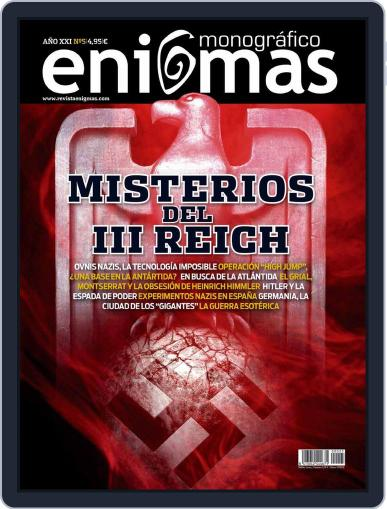 Monográfico especial Enigmas November 19th, 2015 Digital Back Issue Cover