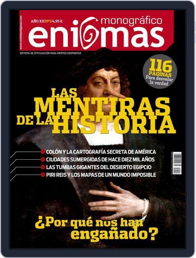 Monográfico especial Enigmas February 1st, 2015 Digital Back Issue Cover