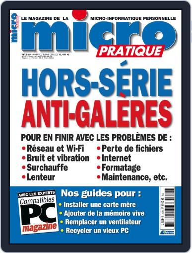 Micro Pratique Hs (Digital) March 28th, 2012 Issue Cover