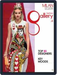 FASHION GALLERY MILAN (Digital) Subscription March 1st, 2018 Issue
