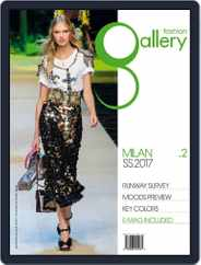 FASHION GALLERY MILAN (Digital) Subscription January 1st, 2017 Issue