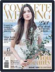 Complete Wedding Sydney (Digital) Subscription August 1st, 2016 Issue