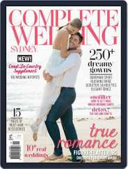 Complete Wedding Sydney (Digital) Subscription February 1st, 2016 Issue
