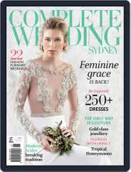 Complete Wedding Sydney (Digital) Subscription June 11th, 2014 Issue