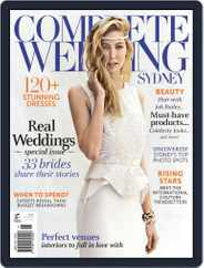 Complete Wedding Sydney (Digital) Subscription December 3rd, 2013 Issue