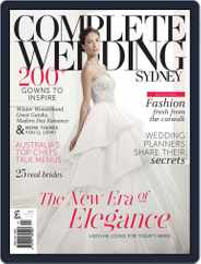 Complete Wedding Sydney (Digital) Subscription July 30th, 2013 Issue