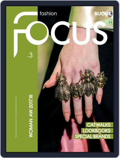 FASHION FOCUS WOMAN BIJOUX (Digital) October 1st, 2017 Issue Cover