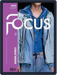 FASHION FOCUS MAN DENIM.STREET (Digital) Subscription January 1st, 2017 Issue