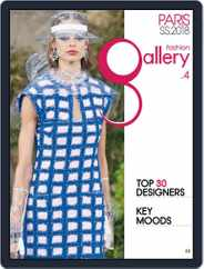FASHION GALLERY PARIS (Digital) Subscription March 1st, 2018 Issue