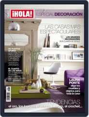 ¡hola! Especial Decoración (Digital) Subscription March 4th, 2010 Issue