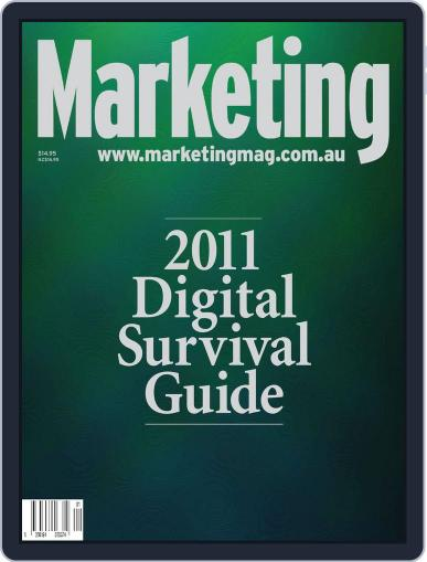 The Marketing Survival Guide February 14th, 2011 Digital Back Issue Cover