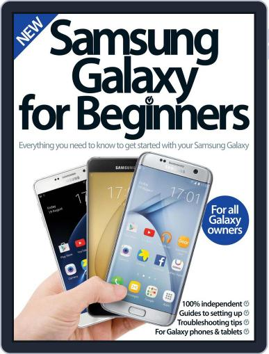 Samsung Galaxy For Beginners Magazine (Digital) August 1st, 2016 Issue Cover