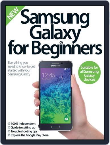 Samsung Galaxy For Beginners Magazine (Digital) October 29th, 2014 Issue Cover