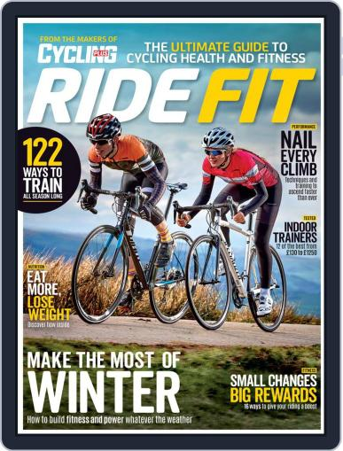 Ride Fit Magazine (Digital) November 16th, 2018 Issue Cover
