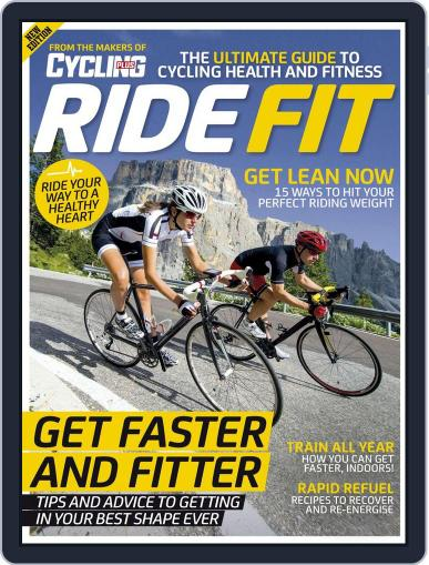 Ride Fit Magazine (Digital) October 13th, 2017 Issue Cover