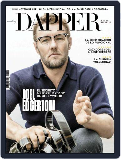 Dapper - Luxury Lifestyle March 1st, 2018 Digital Back Issue Cover