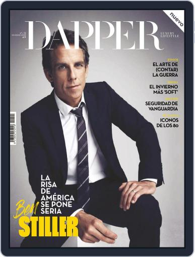 Dapper - Luxury Lifestyle January 1st, 2018 Digital Back Issue Cover