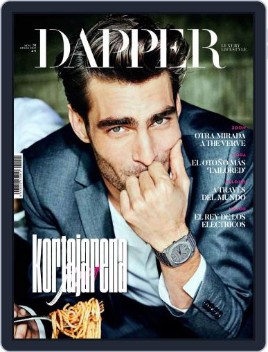 Dapper - Luxury Lifestyle October 1st, 2017 Digital Back Issue Cover