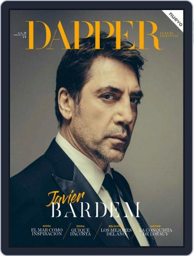 Dapper - Luxury Lifestyle July 1st, 2017 Digital Back Issue Cover